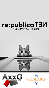 re:publica 16 Screenshot