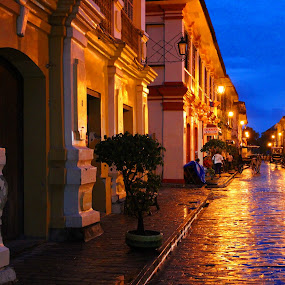 vigan heritage by Diofel Dagandan - Landscapes Travel