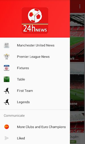 24h News Manchester United APK
