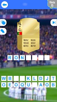 Guess FUT 18: Footballer Quiz APK screenshot thumbnail 6