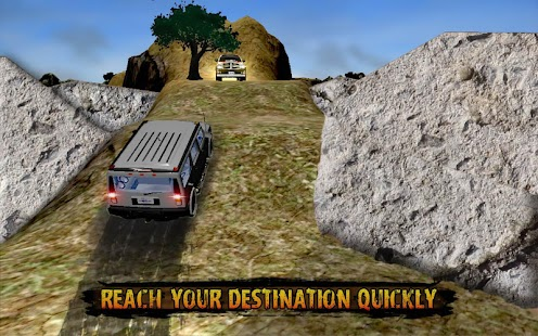 Offroad Legends Driver 3D - screenshot