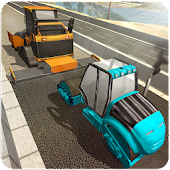 City Highway Road Construction APK for Bluestacks