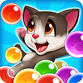 Free Download Bubble Cats Pop: Pet Shoot APK for Samsung