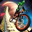 Impossible BMX Bicycle Superhero: Sky Tracks Rider