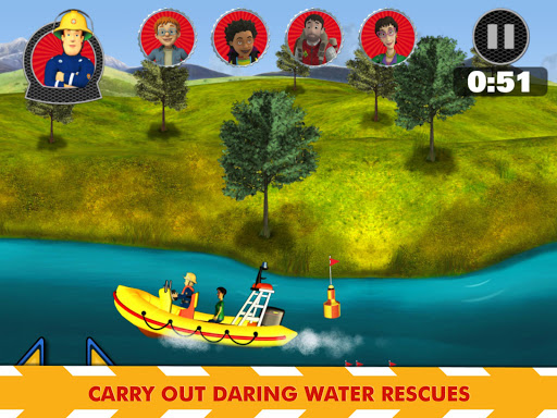 Fireman Sam - Fire and Rescue - screenshot