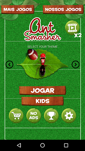 Ant Smasher by Best Cool & Fun Games screenshot 1