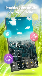 Weather Forecast Pro Screenshot