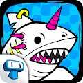 Free Download Shark Evolution - Fierce Shark Making Clicker APK for Samsung
