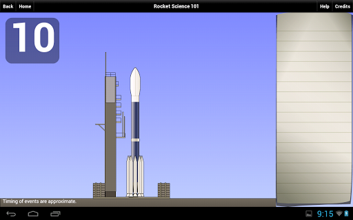 Rocket Science 101 screenshot 11