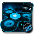 Fidget Spinner Space 3D Theme for PC (Windows 7,8,10 & MAC)