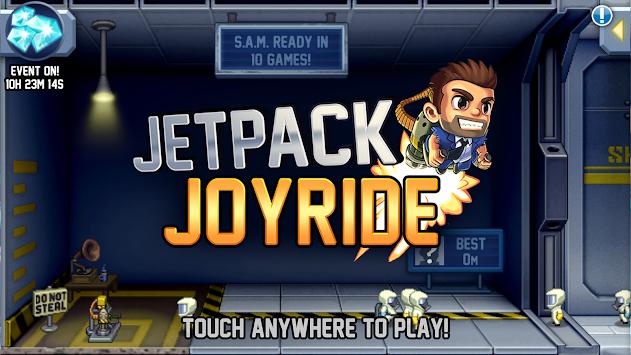 Jetpack Joyride apk screenshot