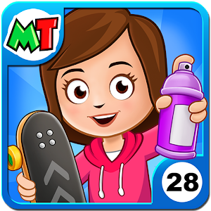 My Town : Street Fun For PC / Windows 7/8/10 / Mac – Free Download