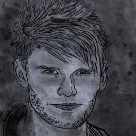 Colton Dixon by Alisa Wilkerson - Drawing All Drawing