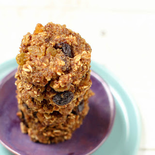 Healthy Oatmeal Raisin Cookies With Oat Flour Recipes