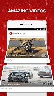 Free News Republic: Breaking News APK for Windows 8