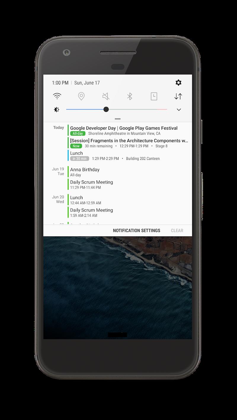 Your Calendar Widget Screenshot 6