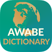 English dictionary - Awabe APK for Blackberry
