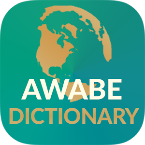 English dictionary - Awabe