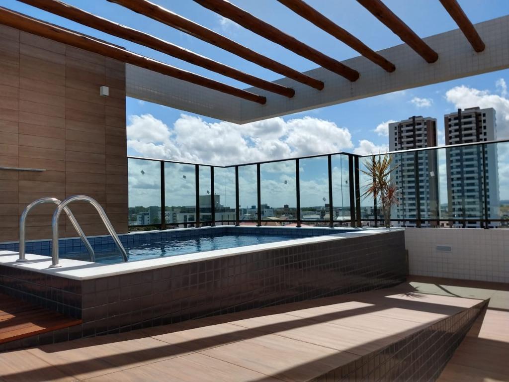 Apartamento com 2 dormitórios à venda, 57 m² por R$ 254.876 - Intermares - Cabedelo/PB