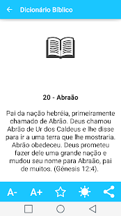 Dicionário Bíblico APK for iPhone