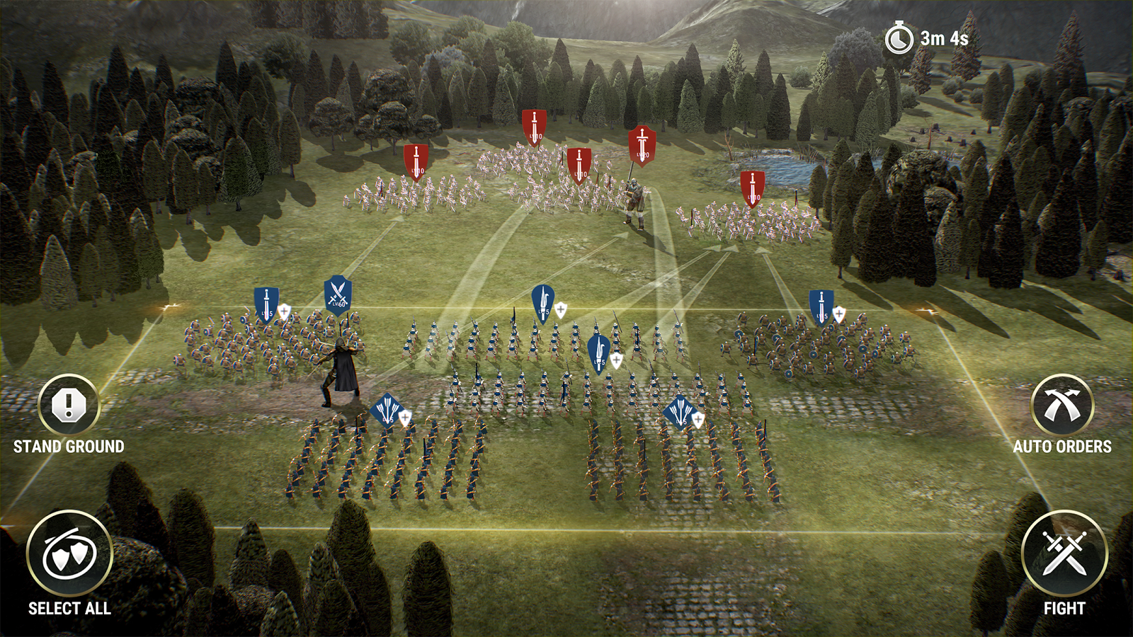 Dawn of Titans Screenshot 5
