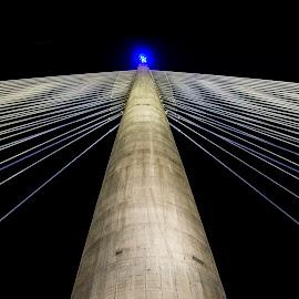 Arrow by Nenad Borojevic Foto - Buildings & Architecture Architectural Detail ( bridge,  )