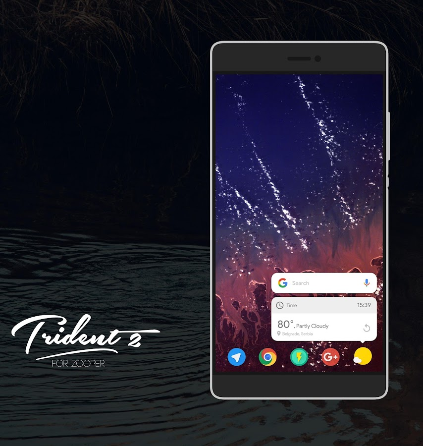 Trident 2 for Zooper Screenshot 2