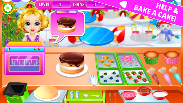 Pizza Street In Food Truck Chef Game