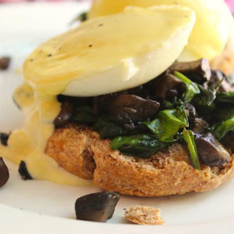 Egg Mushroom Benedict Recipes | Yummly