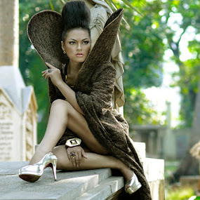 Angels Grave  by Andri Priambada - People Fashion