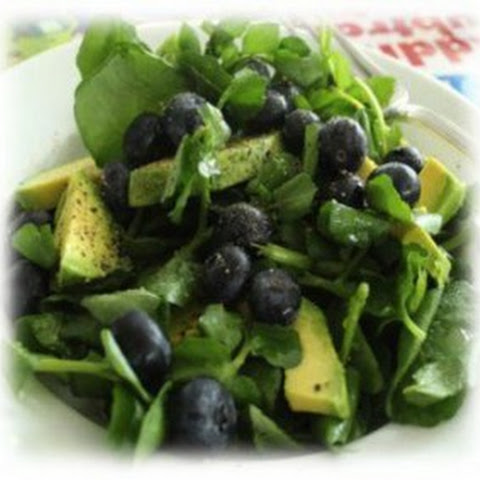 Low Carb Delicious Antioxidant Salad