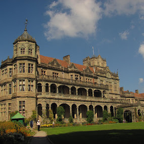INSTITUTE OF ADVANCE STUDIES..HIMACHAL PRADESH,INDIA by Srabani Mitra - Buildings & Architecture Public & Historical ( shimla )