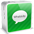 WhatsUp Messenger APK for Bluestacks