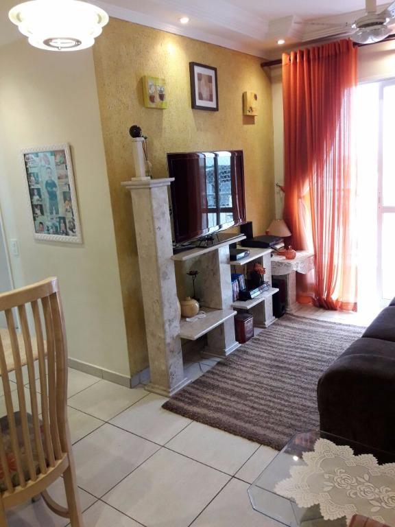 Apartamento residencial à venda, Parque Itália, Campinas - A...