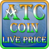 Download ATC Coin Price Live Price: Coin Market Cap Rate APK to PC