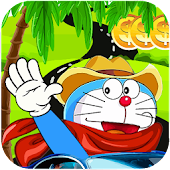 Game jungle d͏o͏r͏a͏imeon : monster car 2018 kids game APK for Windows Phone