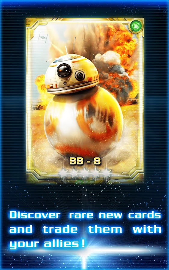 Star Wars Force Collection Screenshot 6