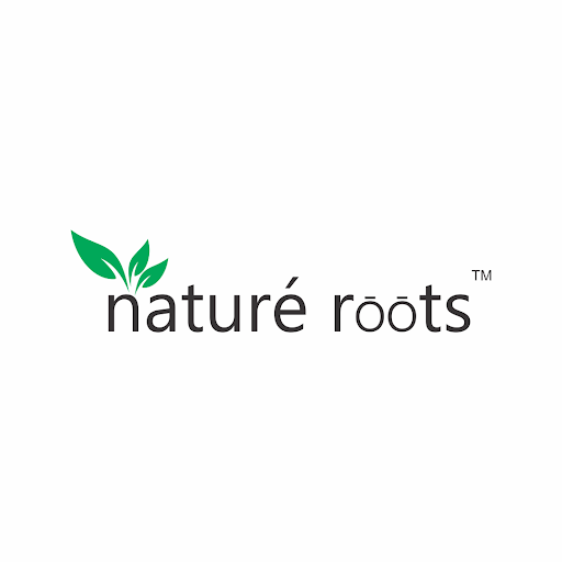 nature roots, ,  logo