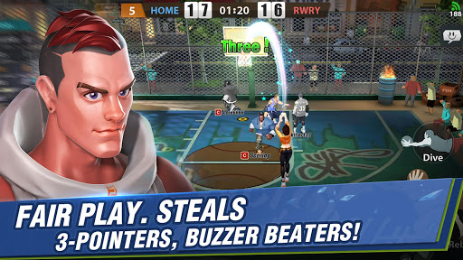 Hoop Legends: Slam Dunk For PC