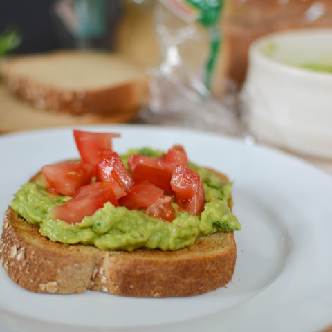 Avocado Toast and Sprouted Bread