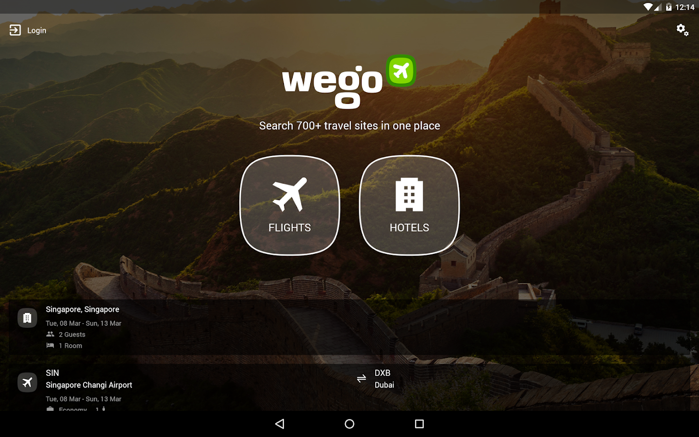 Wego Flights & Hotels Screenshot 10