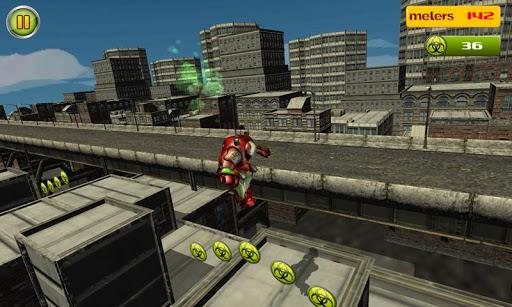 The Iron Monster Buster screenshot 3