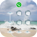 App AppLock Theme - Wave APK for Kindle
