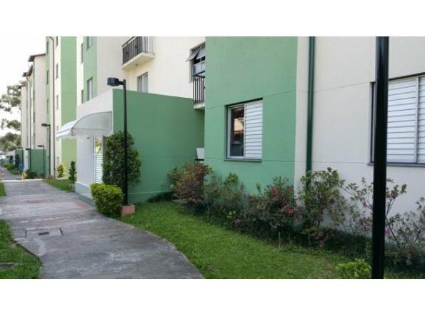 Apartamento residencial para venda e locação, Casa Grande, Diadema.