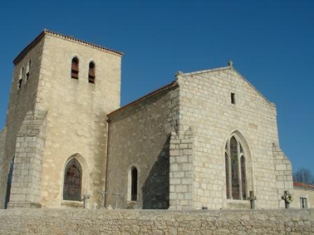 photo de Eglise de la Pommeraie sur sèvre