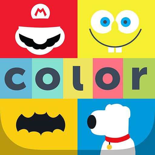Colormania - Color the Logo