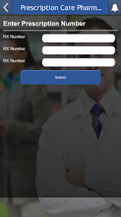 Prescription Care - screenshot