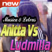 Download Anitta Vs Ludmilla Music letra APK for Laptop