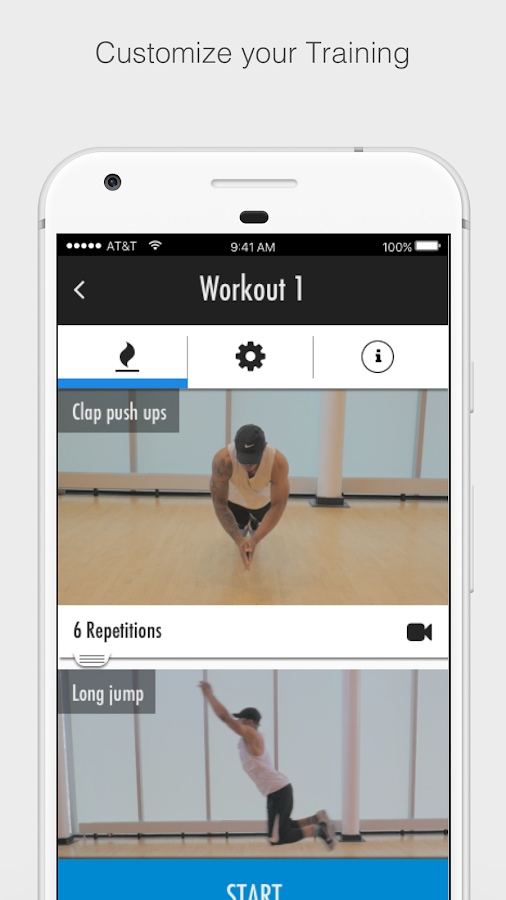 Plyometric Training Athleticism Strength Screenshot