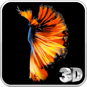 Betta Fish 3D Live Wallpaper